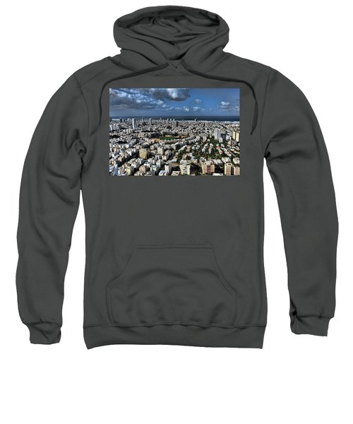 Tel Aviv Center Sweatshirt