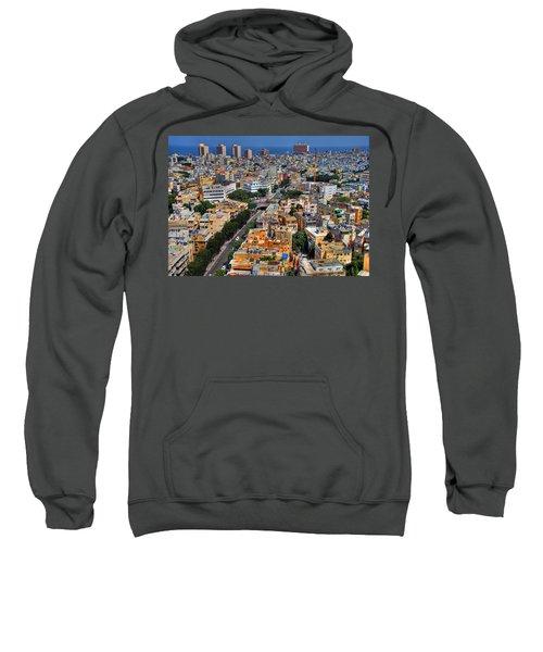 Tel Aviv Eagle Eye View Sweatshirt