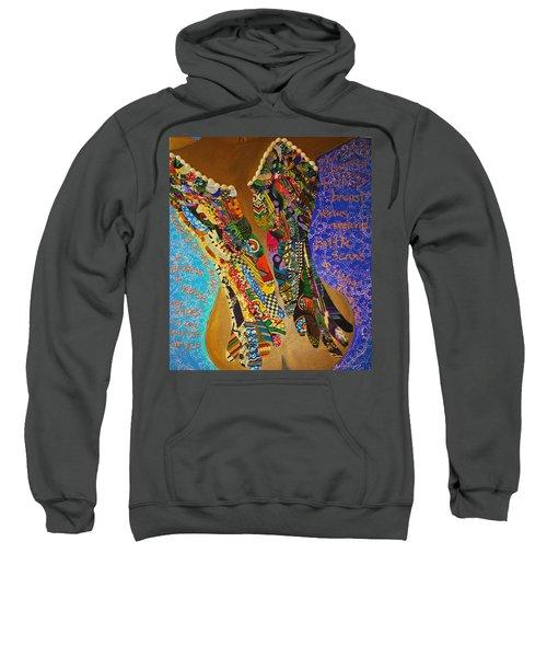 Temple Of The Goddess Eye Vol 1 Sweatshirt