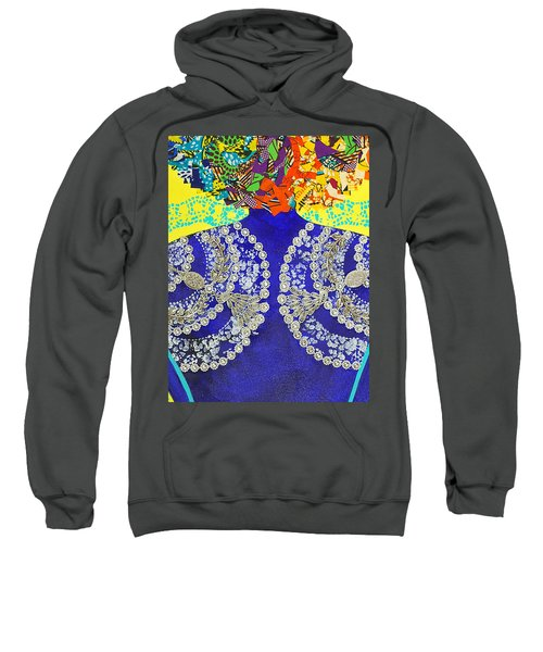Temple Of The Goddess Eye Vol 3 Sweatshirt