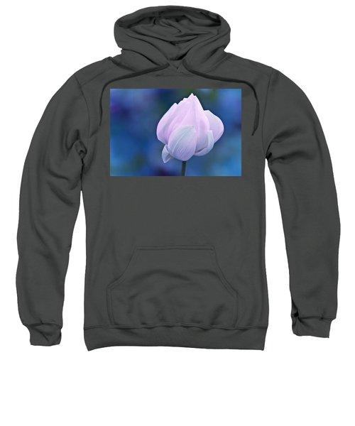 Tender Morning With Lotus Sweatshirt