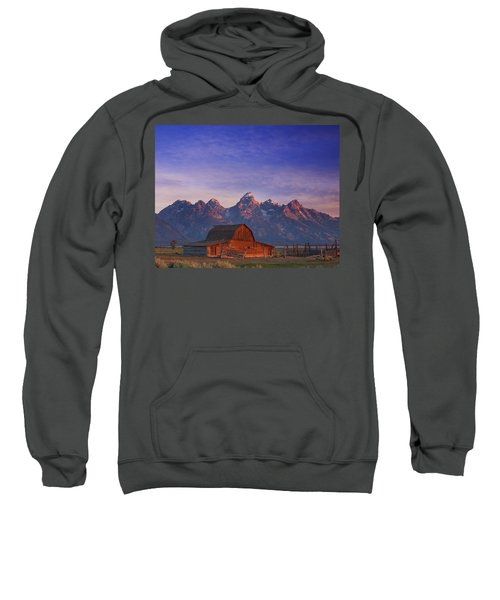 Teton Sunrise Sweatshirt