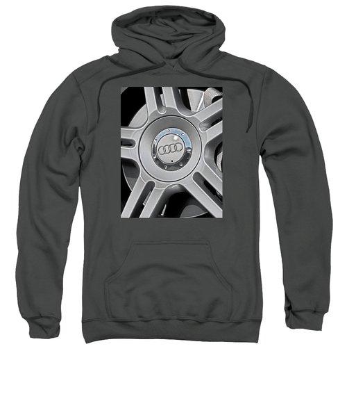 The Audi Wheel Sweatshirt