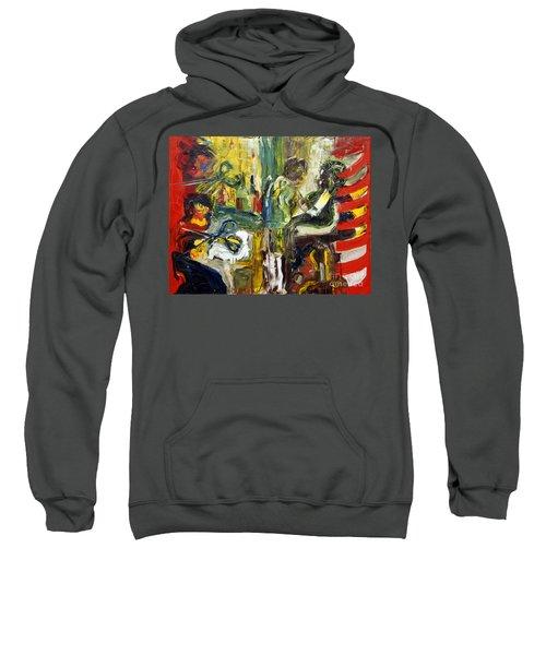 The Barbers Shop - 1 Sweatshirt