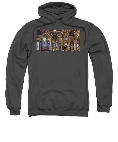 The Basilica Of St. Josaphat Sweatshirt
