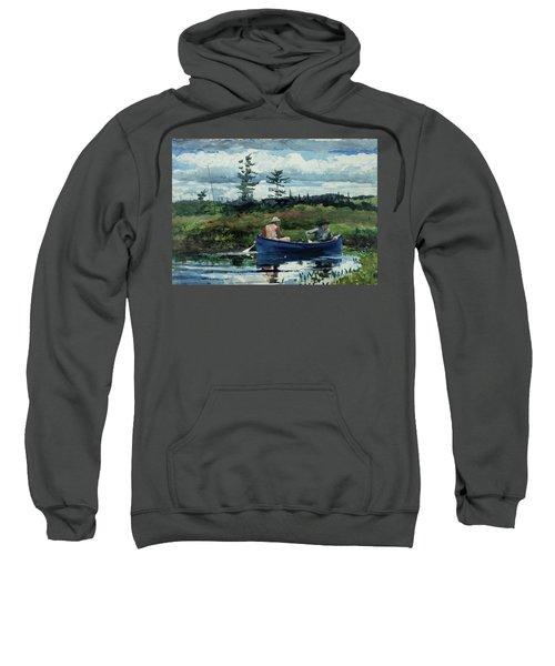 The Blue Boat Sweatshirt