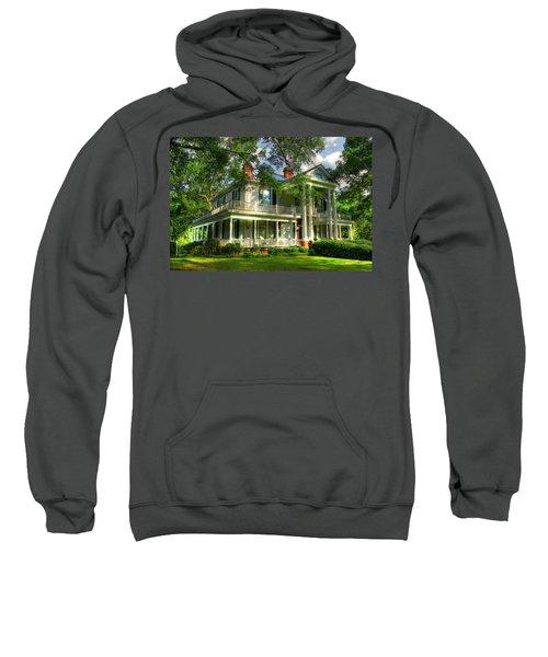 A Southern Bell The Carlton Home Art Southern Antebellum Art Sweatshirt