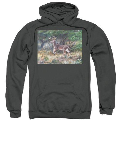 The Chase Is On Sweatshirt