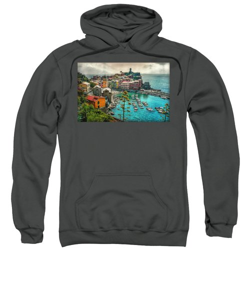 The Colors Of Italy Sweatshirt