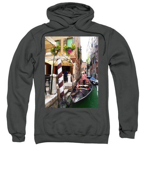 The Colors Of Venice Sweatshirt