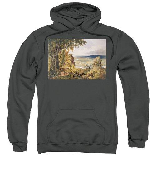 The Comuti Or Taquiare Rock Sweatshirt