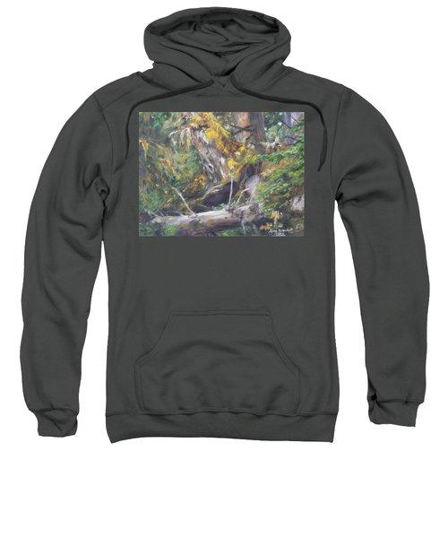 The Crying Log Sweatshirt