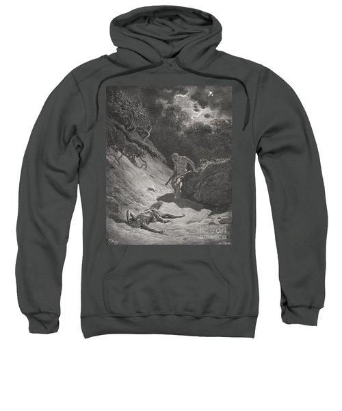 The Death Of Abel Sweatshirt