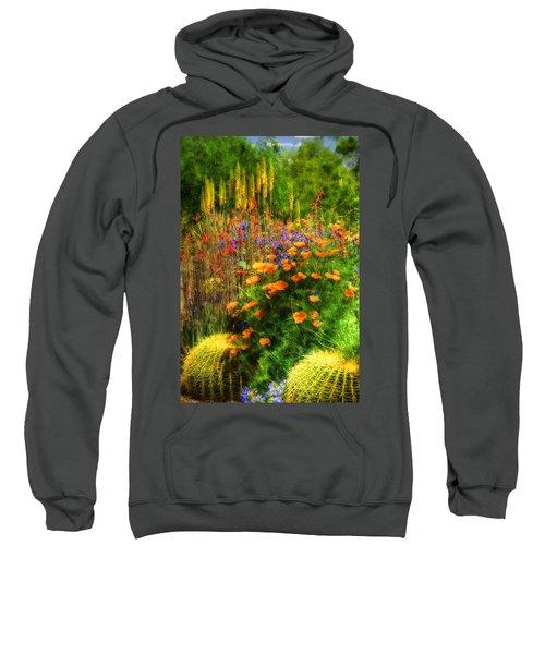 The Desert Abloom Sweatshirt