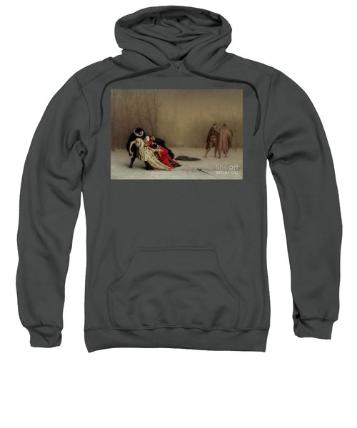 The Duel After The Masquerade Sweatshirt