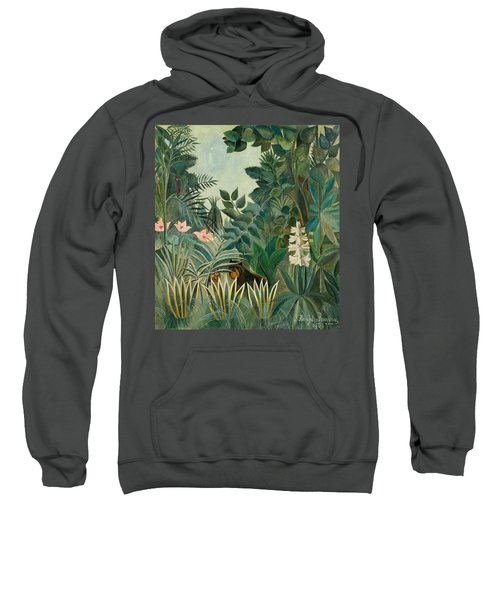 The Equatorial Jungle Sweatshirt