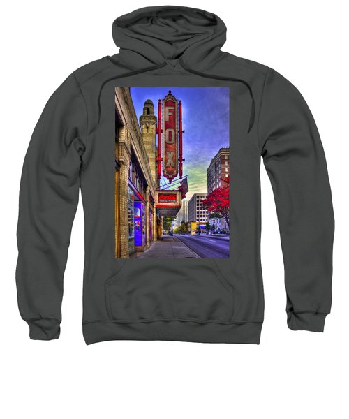 The Fabulous Fox Atlanta Georgia. Sweatshirt