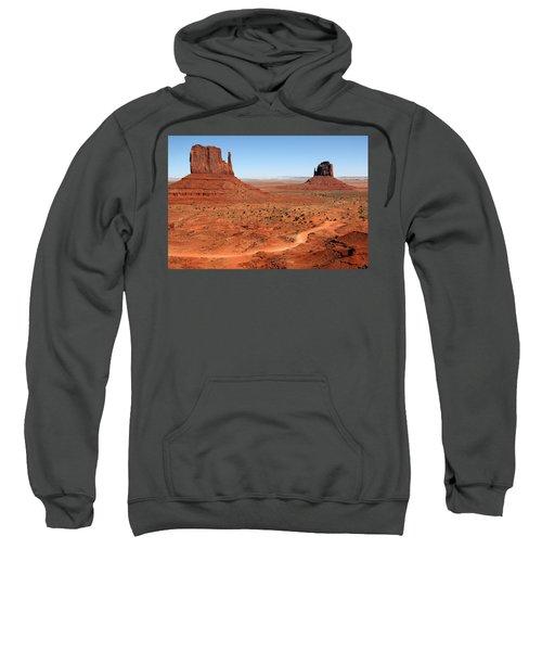 The Famous Mittens Sweatshirt