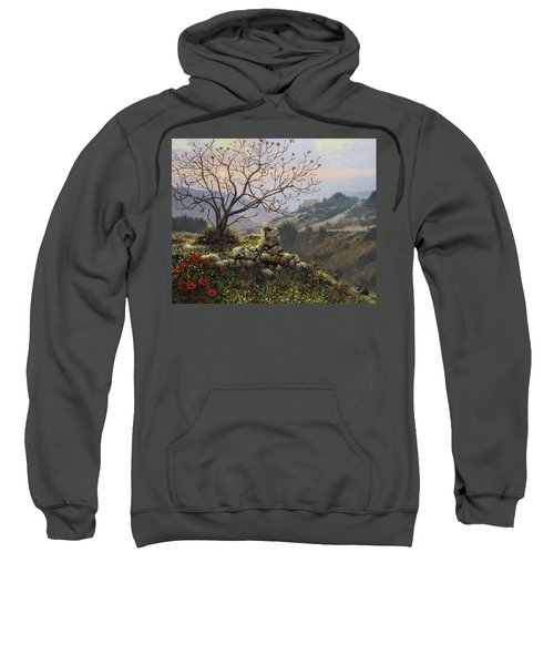 The Fig Tree   Mt Carmel Sweatshirt