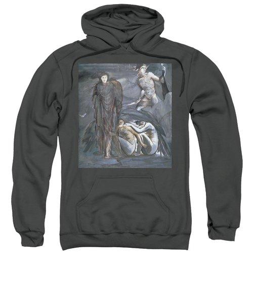 The Finding Of Medusa, C.1876 Sweatshirt