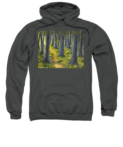 The Forest Path Sweatshirt