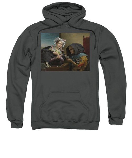 The Fortune Teller Sweatshirt