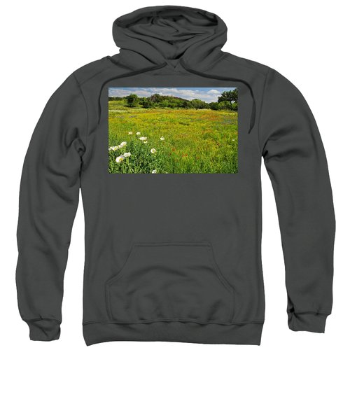 The Glory Of Spring Sweatshirt