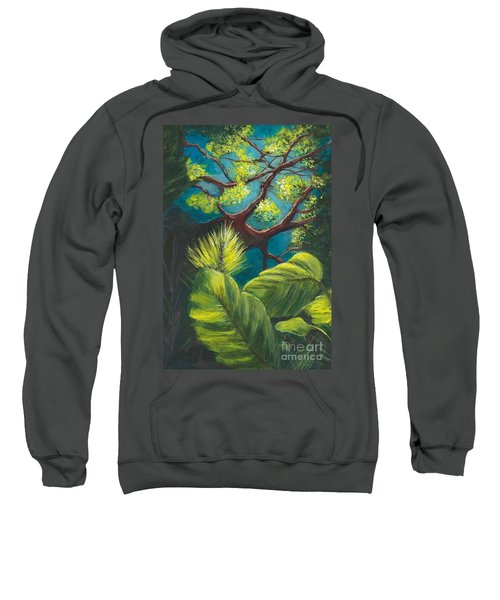 The Goblin Market Restaurant Tree Mt. Dora Sweatshirt