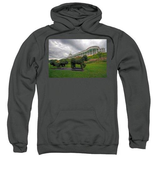 The Grand Hotel Mackinac Island Sweatshirt