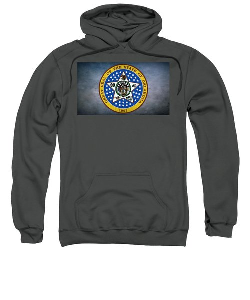 The Great Seal Of The State Of Oklahoma Sweatshirt