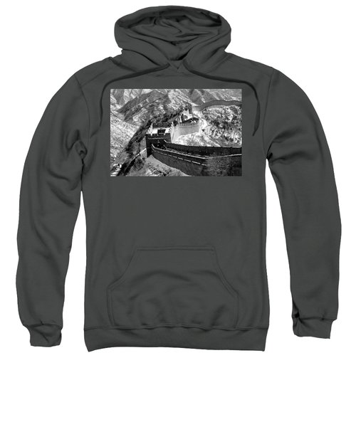 The Great Wall Of China Sweatshirt