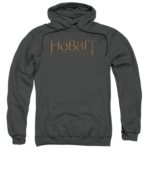 The Hobbit - Distressed Logo Sweatshirt
