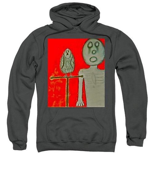 The Hollow Men 88 - Bird Sweatshirt