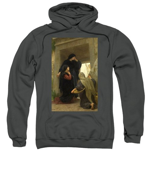 The Holy Women At The Tomb Sweatshirt