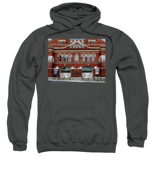 The Home Of Country Music Sweatshirt