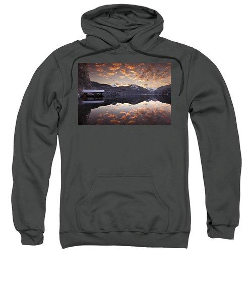 The Hut By The Lake Sweatshirt