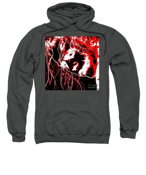 The Joker Sweatshirt by Daniel Janda