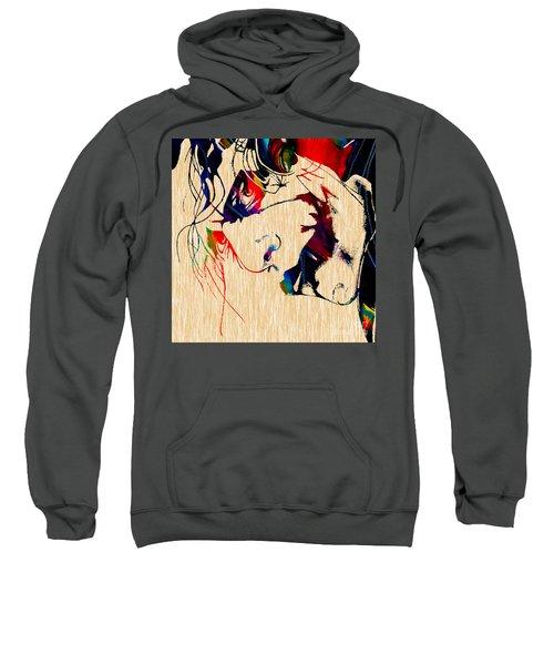 The Joker Heath Ledger Collection Sweatshirt
