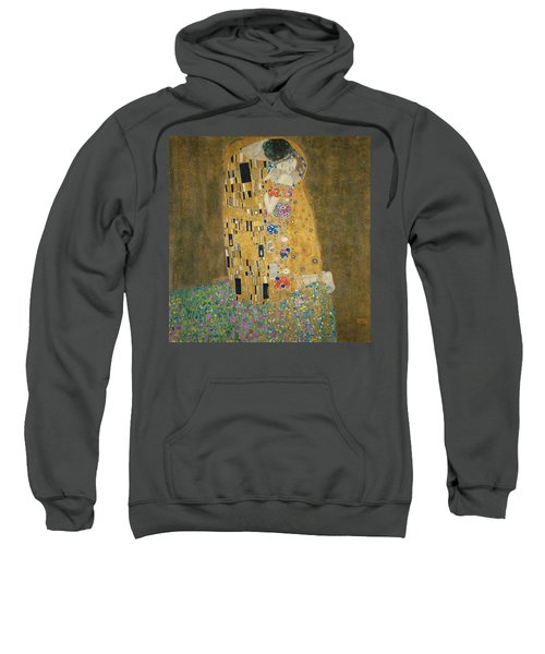 The Kiss Sweatshirt