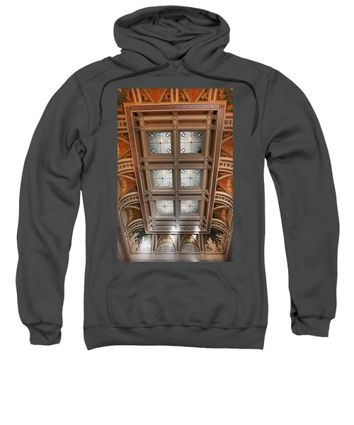 The Library Of Congress Sweatshirt
