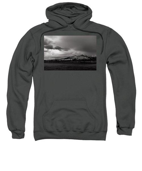The Light Of Heaven Sweatshirt