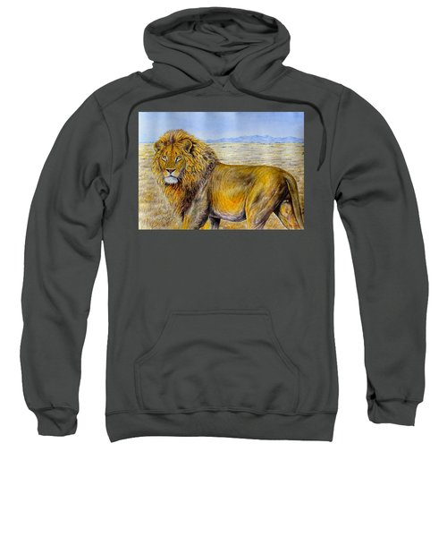 The Lion Rules Sweatshirt