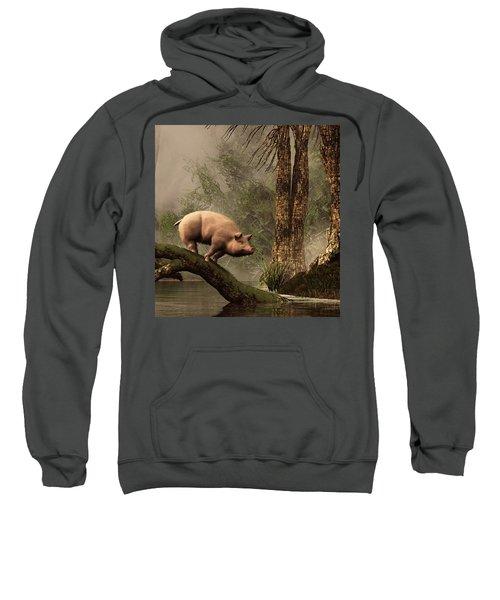 The Lost Pig Sweatshirt