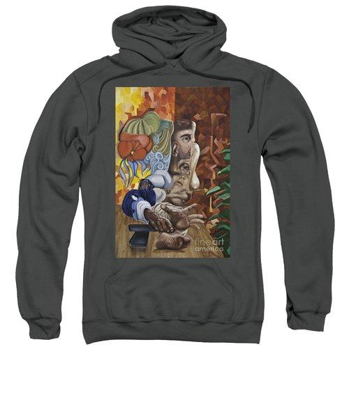 The Mad Sculptor Sweatshirt