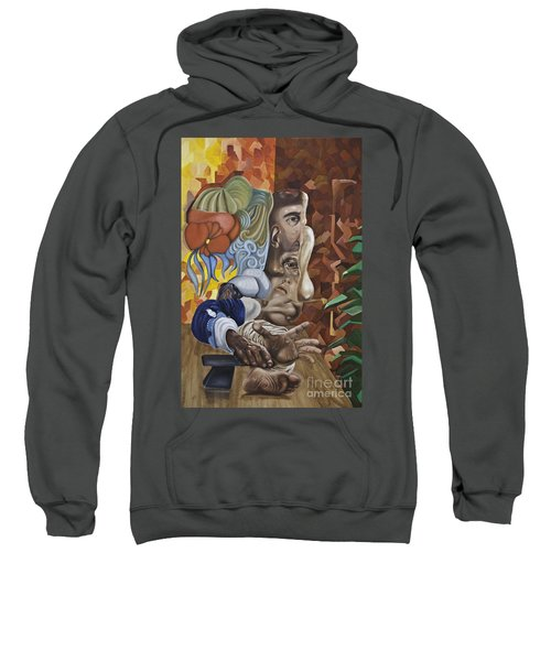 The Mad Sculptor Sweatshirt