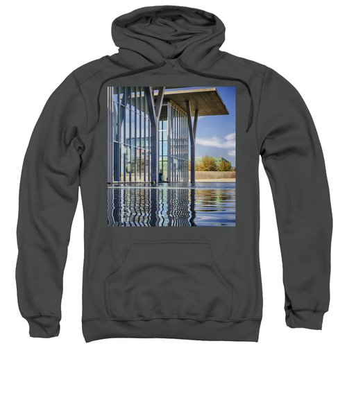 The Modern Sweatshirt