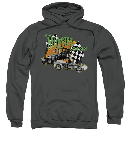 The Munsters - Munster Racing Sweatshirt