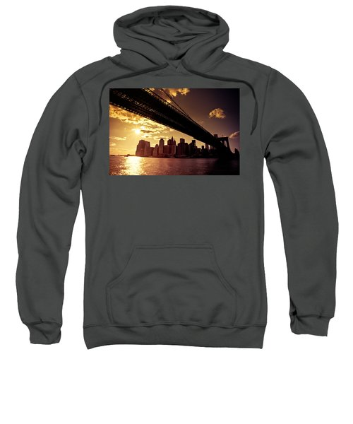 The New York City Skyline - Sunset Sweatshirt