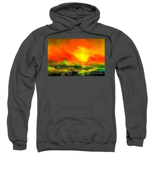 The Ninth Wave Sweatshirt