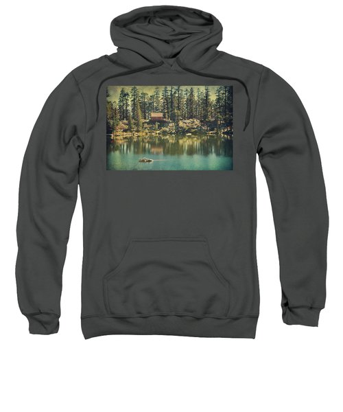 The Old Days By The Lake Sweatshirt